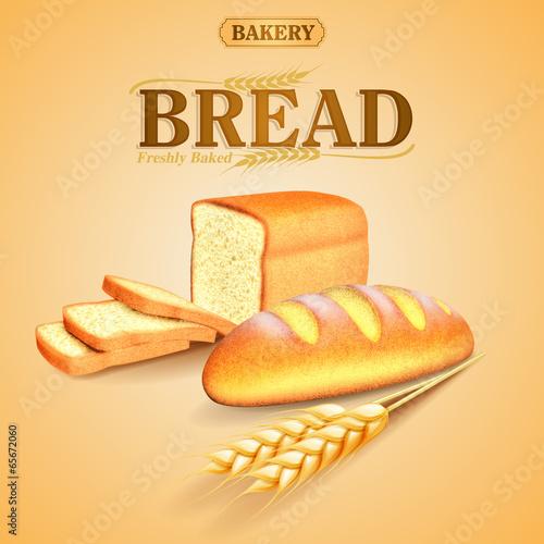 Fototapeta bread bakery