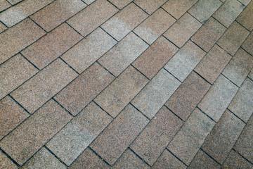 texture brow roof