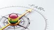 Ghana Fair Concept