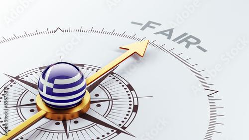 Greece Fair Concept