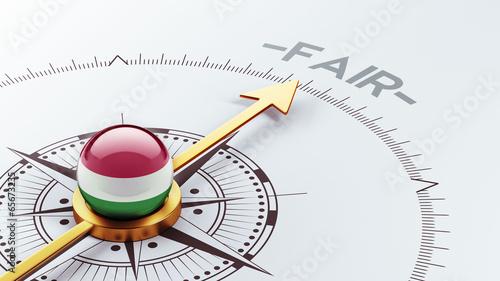 Hungary Fair Concept