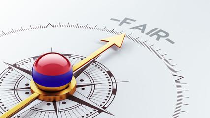 Armenia Fair Concept