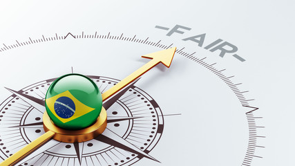 Brazil Fair Concept
