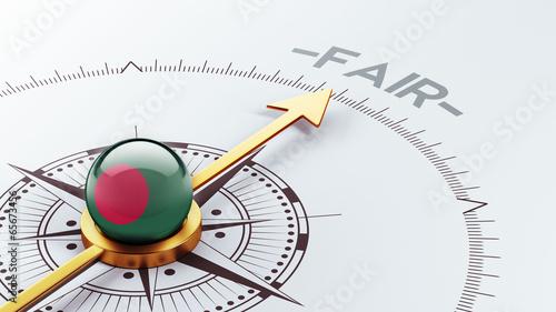 Bangladesh Fair Concept