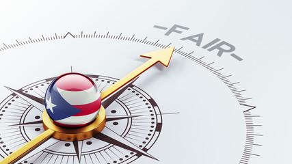 Puerto Rico Fair Concept