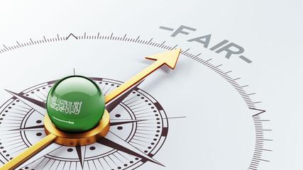 Saudi Arabia Fair Concept
