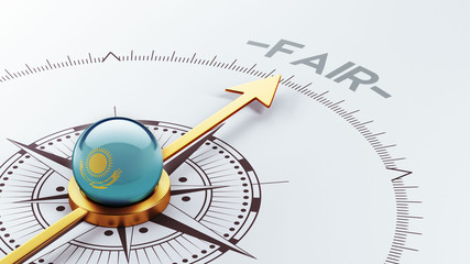 Kazakhstan Fair Concept