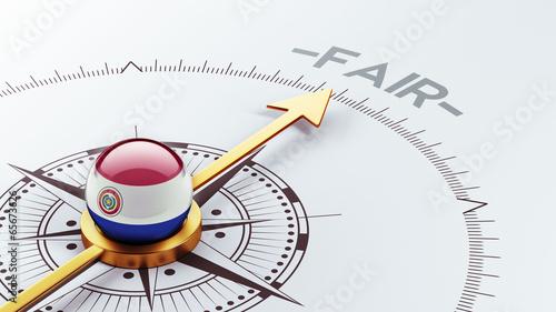 Paraguay Fair Concept