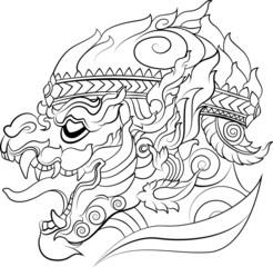 new art of Thai style