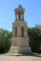 Mausoleum of the Julii, Saint Remy de Provence