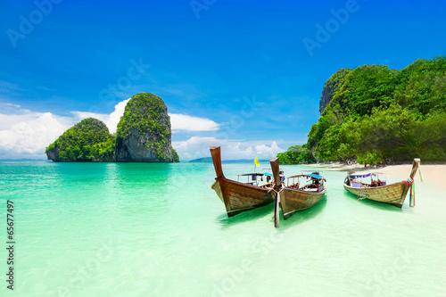 Foto op Plexiglas Landschappen Beauty beach