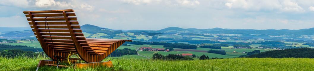 Salzburger Land Panorama