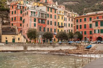 Monarolla fishing village, Cinque Terre, Italy