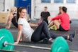 Crossfit exercise for flexibility and mobility