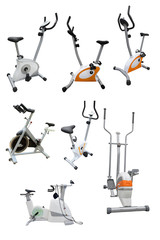 exercise bicycles