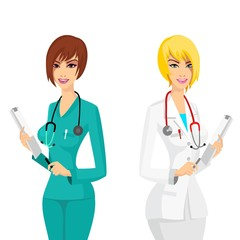female doctors