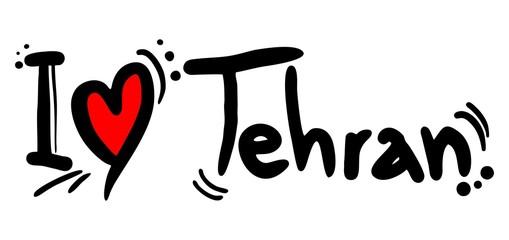 Tehran love