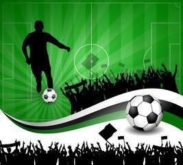 fussball-plakat VII