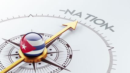 Cuba Nation Concept