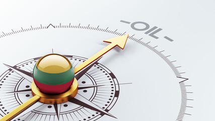 Lithuania Oil Concept