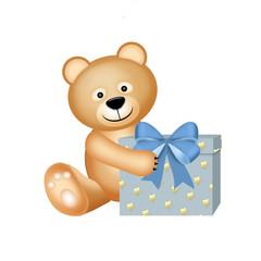 детский подарок
