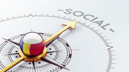 Romania Social Concept