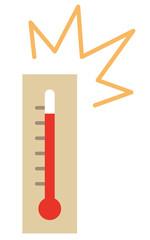 熱中症 温度計