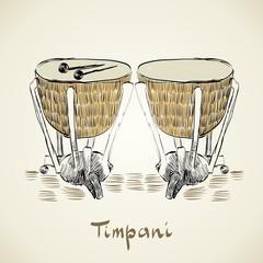 timpani