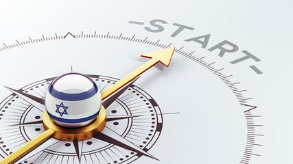 Israel Start Concept