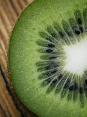 Kiwi a metà