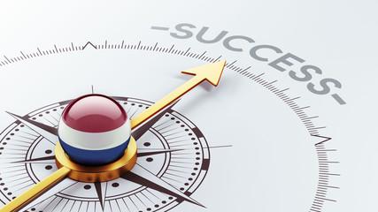 Netherlands Success Concept