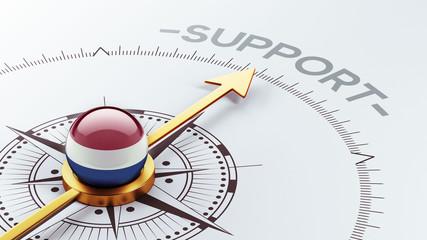 Netherlands Support Concept