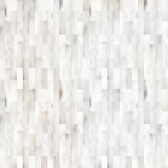 White wooden parquet flooring texture. + EPS10