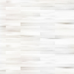 White wooden parquet flooring. + EPS10