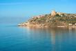 Sardegna, Cagliari, Cala Mosca