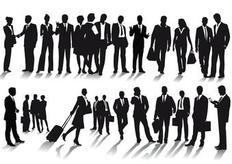 26 Geschäftsleute