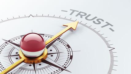 Indonesia Trust Concept