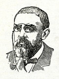 Henri Poincaré, French mathematician, theoretical physicist poster