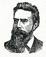 Wilhelm Röntgen, German physicist