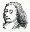 Blaise Pascal, French mathematician, physicist, inventor