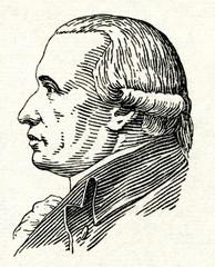 Gaspard Monge,  French mathematician