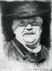 Conrad Ferdinand Meyer, Swiss poet and historical novelist