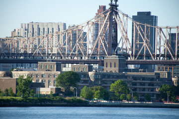 The Queensboro Bridge
