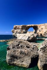 Azure Window on Gozo Malta