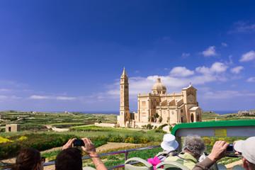 Shrine of the Blessed Virgin of Ta Pinu Gozo Malta