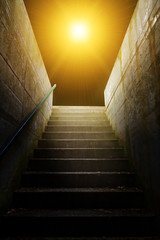 Stairs to the light
