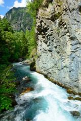 Torrente Dora di Verney - Valle d'Aosta