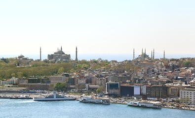 Istanbul on the Bosphorus