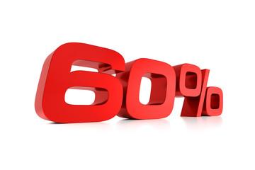 Serie Prozente - 60 Prozent
