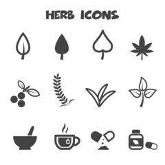 herb icons